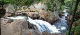 Sandy River water falls