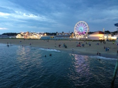Old Orchard beach amusement park