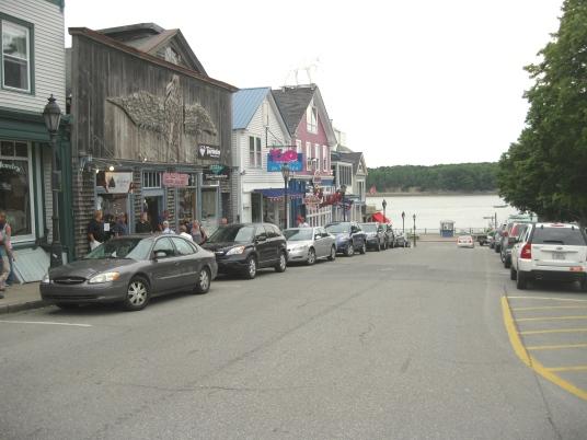 Downtown Bar Harbor