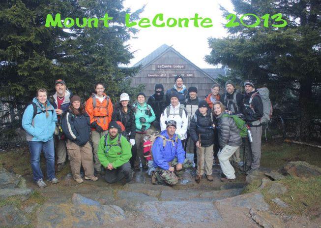 2013 LeConte Group