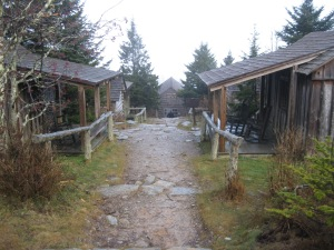 LeConte cabins