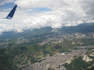 Guatemala airplane